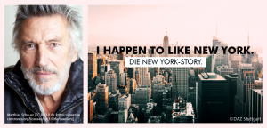 »I happen to like New York« – Die New York Story